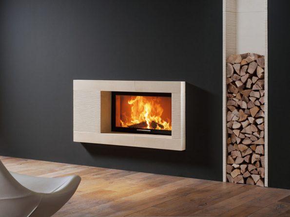 tiplo cheminee gaz bois insert
