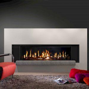 Foyer à gaz KALFIRE G160 41F