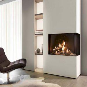 Foyer à gaz Kalfire GP65/55C