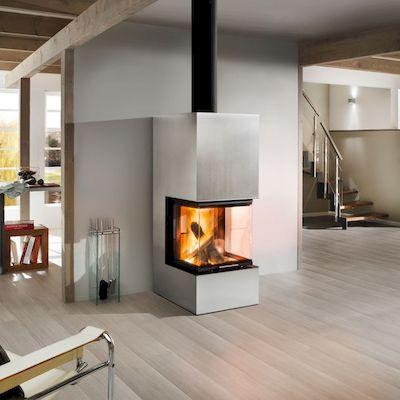 Poêle cheminée à bois spartherm Artemis