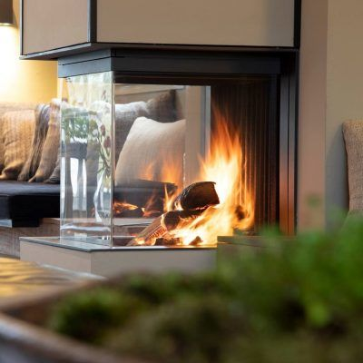 Foyer à bois escamotable KALFIRE w53/50R